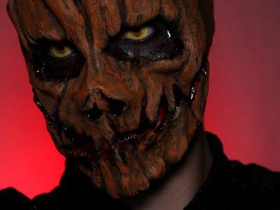 Maquillage professionnel effets spéciaux prothèse Halloween 2019 - à domicile