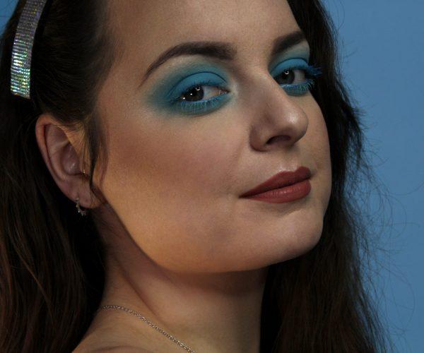 Shooting maquillage professionnel beauté fashion - let me blue7 - à domicile